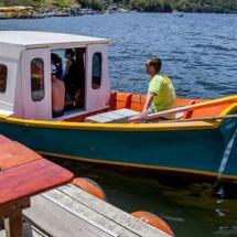 Transporte do Restaurante Cachoeira